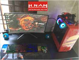 Mẫu máy tính PC Gaming H.NAM COMPUTER