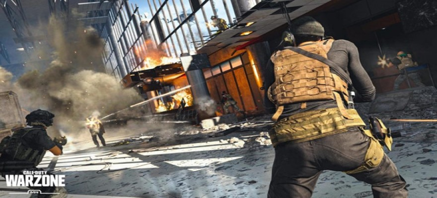 Hướng dẫn cách đăng ký và tải miễn phí Call of Duty Warzone