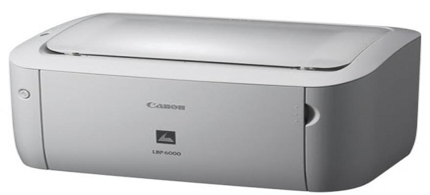Chỉnh độ đậm nhạt của bản in cho máy in Canon LBP 6000/6030