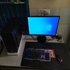 PC GAME: H310M/G5400/RAM 4G/SSD 128G/GT 730 2G/ LCD HKC 22 INCH