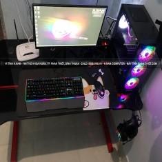 Trọn bộ PC Gaming: H410M/Core i3 101000/RAM 8G/SSD 240G/GTX 1650 4G/LCD 24 inch