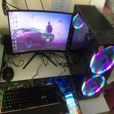 FULLSET PC Game MSI H410 A PRO/G6400/GTX MSI 1030/RAM 8G/SSD 240GB/LCD cong HKC 24inch