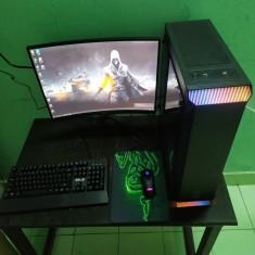 FULLSET PC Gaming B365MORTAR/i5 9400F/GTX 1050TI ASUS/RAM TẢN NHIỆT 8G/SSD 240G/LCD 24 INCH CONG