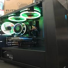 FULLSET PC Gaming B365M/i5 9400F/GTX 1650 4gb/RAM 8G/SSD 120G/hdd 1TB