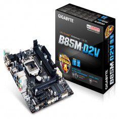 GIGABYTE - Intel B85 GA-B85M-D2V Socket 1150
