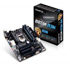 GIGABYTE - Intel B85 GA-B85M-D3H Socket 1150