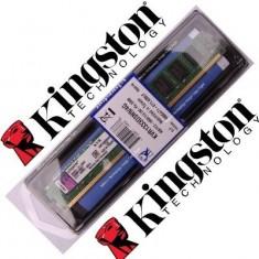 RAM Desktop Kingston 4GB DDR3 1600MHz