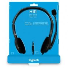 Tai nghe Logitech H111