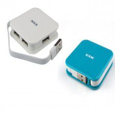 Hub USB 4port SSK035