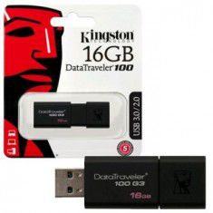 USB 16Gb KingSton 100G3