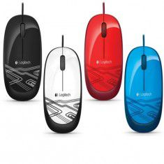Logitech Optical M105