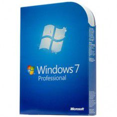 Microsoft Win Pro 7 SP1 64-bit English