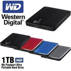 Western 1TB Passport Ultra