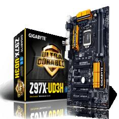 GIGABYTE - Intel Z97 UD3H