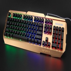 Bàn phím giả cơ chuyên game Rdrags R500 Led 7 màu