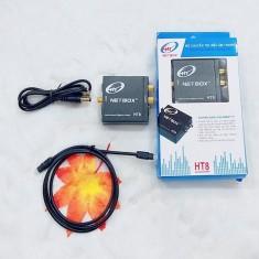 Bộ chuyển Optical to AV Netbox HT8 - Bộ Chuyển Tín Hiệu Âm Thanh Digital Sang Analog
