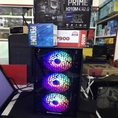 PCGame: H310M/G5400/RAM g.skill 8G/SSD 128Gb/GT 730 2G