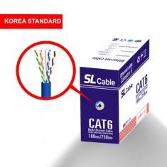 Dây cáp mạng SL Cat6e 305m