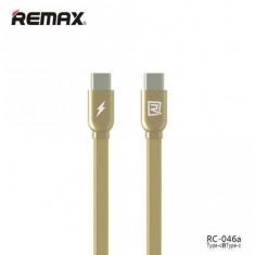 Cáp 2 đầu Type C Remax Type C-Type C RC-046a