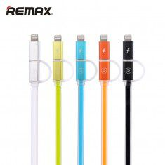 Cable điện thoại Remax 2 trong 1