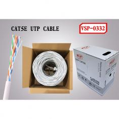 Cáp mạng VSP CAT 5E 0332