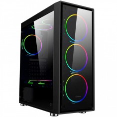 Vỏ Case Gaming Forgame Mirage 2000 - No Fan