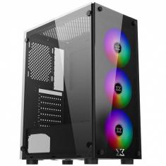 Case Xigmatek Hero 3F - Kèm 3 FAN Led RGB