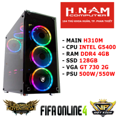 PC Gaming H310M G5400 RAM 4G GT 730 2G