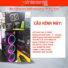 PCGame: B3650M/GTX 1650s/i5 9400F/8G/240G