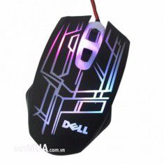 Chuột Game Dell Led 7 màu