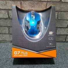 Chuột Gaming Newmen G7+ Màu Xanh