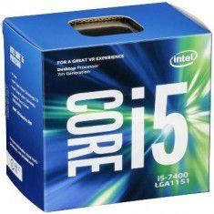 CPU Intel Core i5-7400