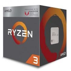 CPU AMD Ryzen 3 2200G (4C/4T, 3.5 GHz - 3.7 GHz, 4MB) - AM4