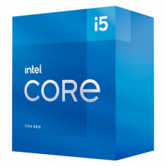 CPU Intel Core i5-11500 (3.0GHz Turbo 4.3GHz, 6 nhân 12 luồng, 15MB Cache, 65W) – SK LGA 1200