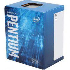 CPU Intel DC G4600 3.6 GHz / 3MB / HD 630 Series Graphics / Socket 1151 (Kabylake)
