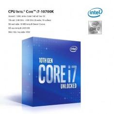 CPU Intel Core i7 10700K / 16MB / 3.8GHz / 8 Nhân 16 Luồng / LGA 1200