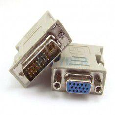 Đầu chuyển DVI-D 24+1 sang VGA