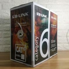 Cáp mạng LBlink Cat6 UTP thùng 305m