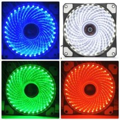 Fan Case 12cm LED