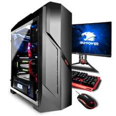 HNAM Gaming PC Intel Core i3-7100 3.9 GHz, MSI H110 ECO, RAM 4GB DDR4 2400, HDD 250Gb