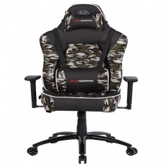 Ghế Ace Gaming Chair - Rogue Series - Model:KW-G6025 - Color: Black/Camo - Limited Edition