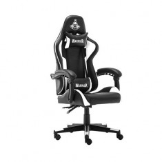 Ghế Gaming Warrior Crusader Series WGC102 Black White