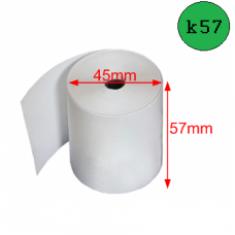 Giấy in nhiệt K57 (Giấy in bill 57mm )