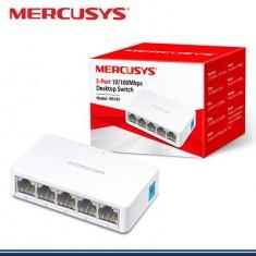Bộ Chia Mạng 5 Cổng Mercusys MS105 (10/100Mbps)