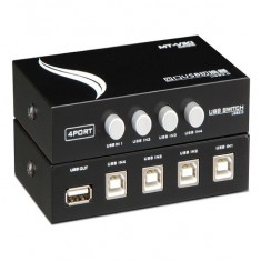 Bộ chia sẻ máy in 1 ra 4 cổng USB chính hãng MT-VIKI