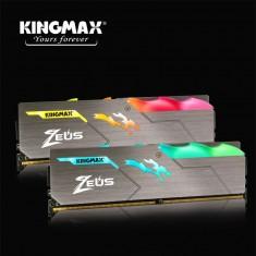 Ram DDR4 Kingmax Zeus Led RGB 8Gb Bus 3200Mhz
