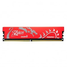 Ram Kingmax Heatsink Zeus 8GB DDR4 Bus 2666MHz