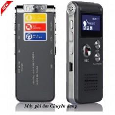 Máy ghi âm 8GB có màn hình