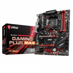 Mainboard MSI B450 GAMMING PLUS MAX
