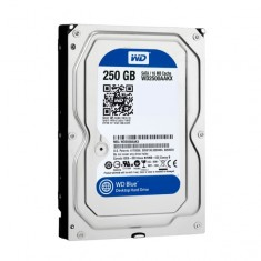 Ổ cứng HDD WD 250GB Blue - Hàng nhập khẩu